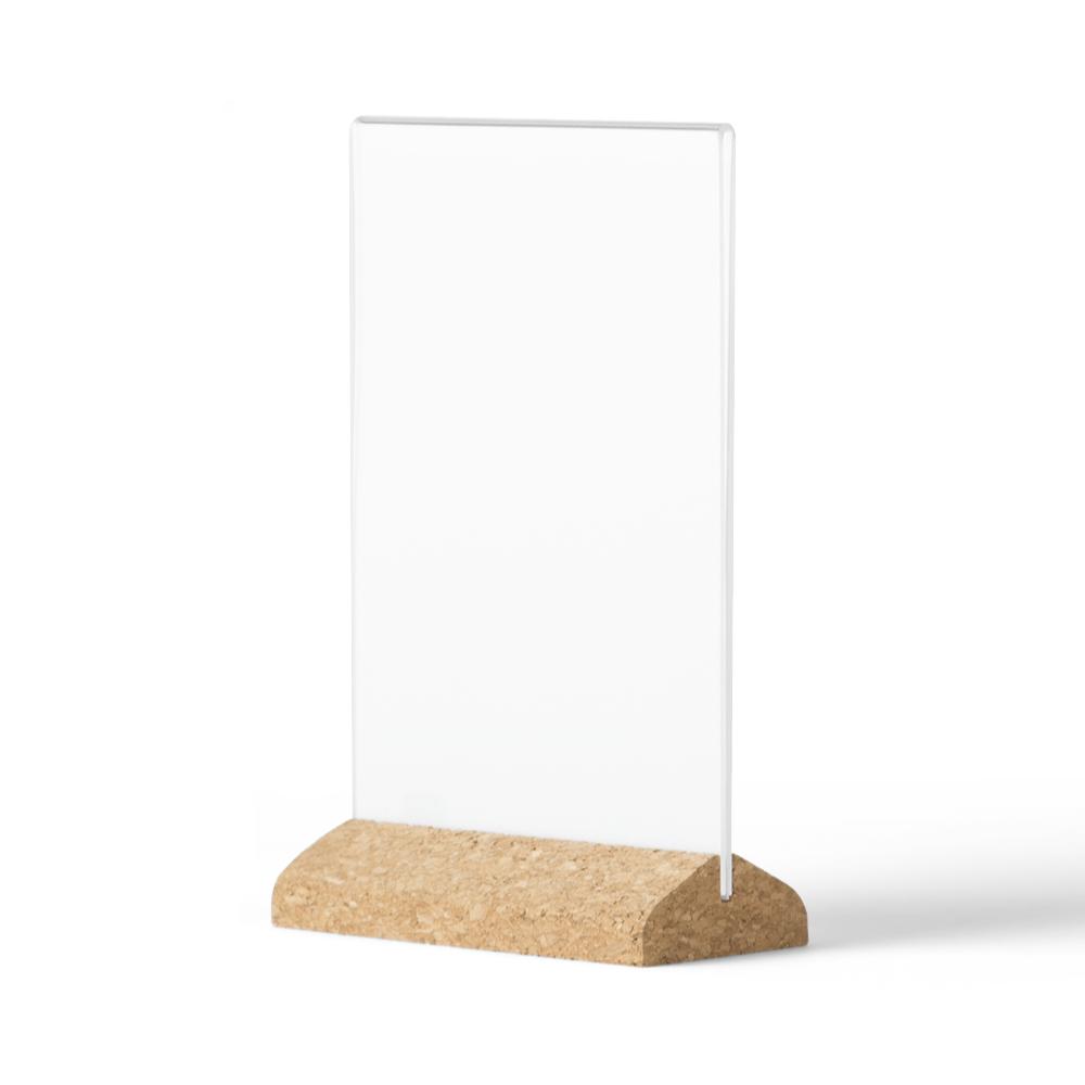 Acrylic Paper Holder Mockup