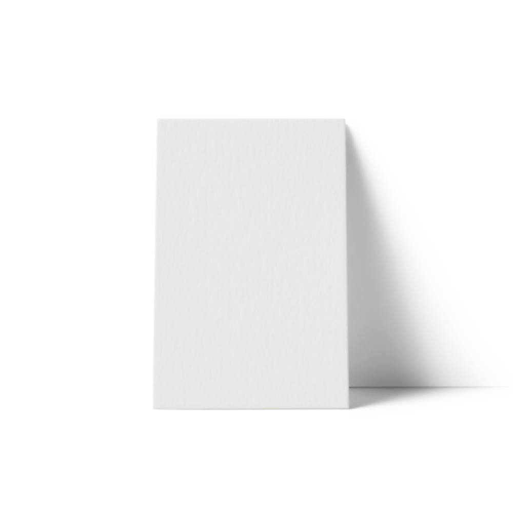 Standing Business Card
