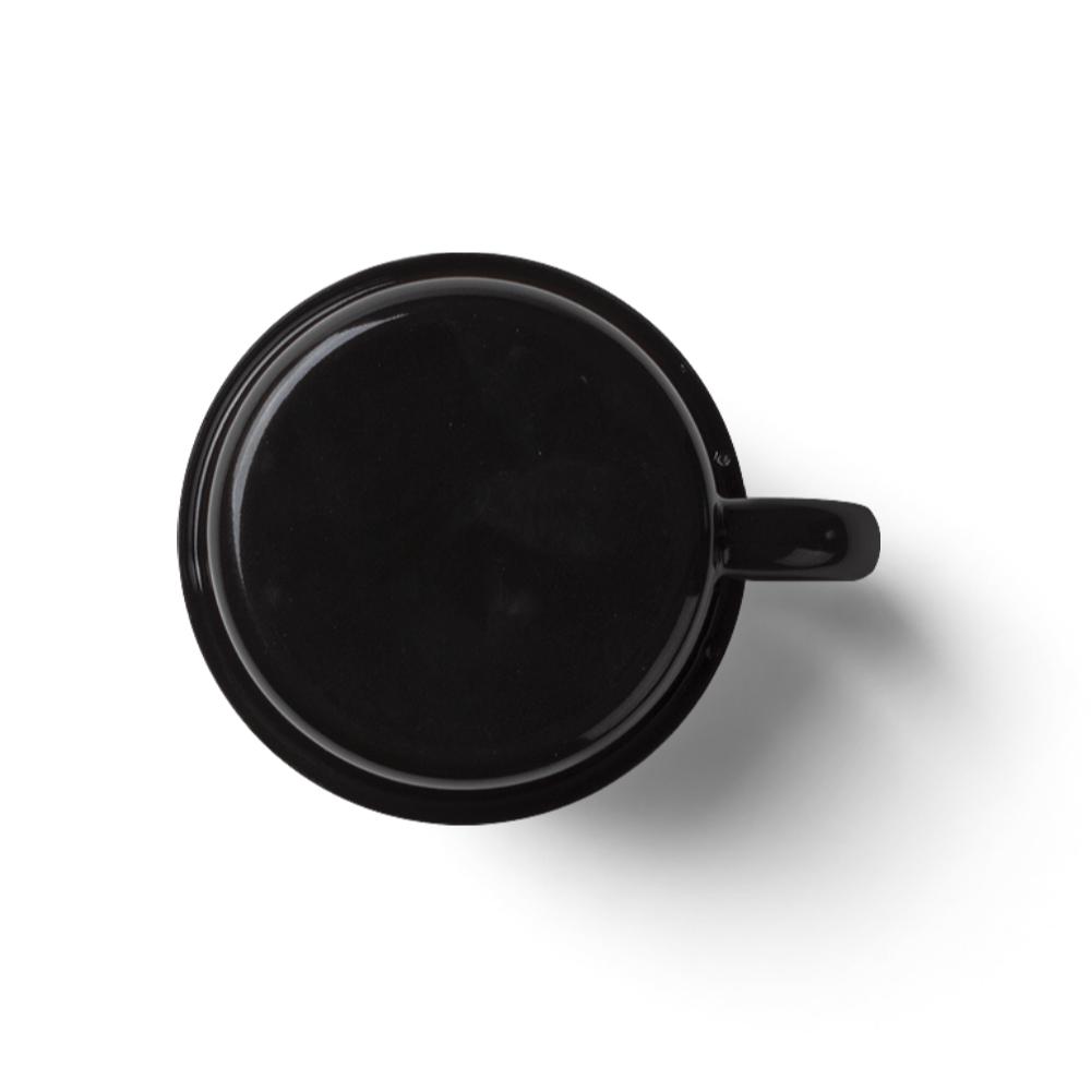 Enamel Mug Reverse Mockup