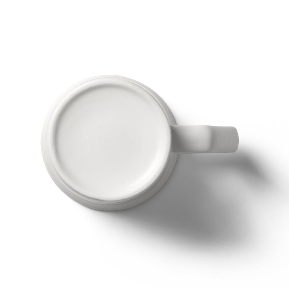 Porcelain Cup Reverse Mockup