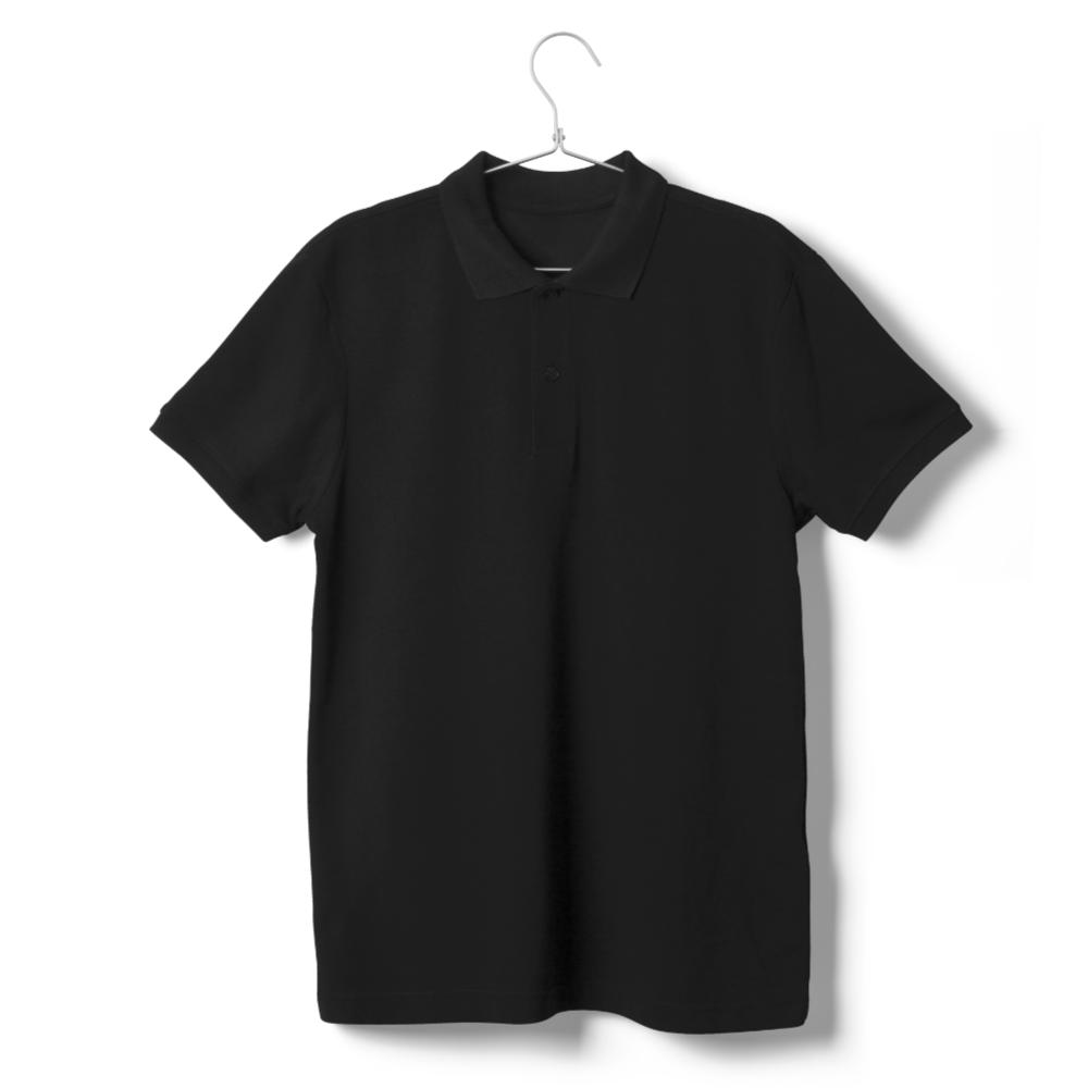 Hanging Polo T-shirt Mockup