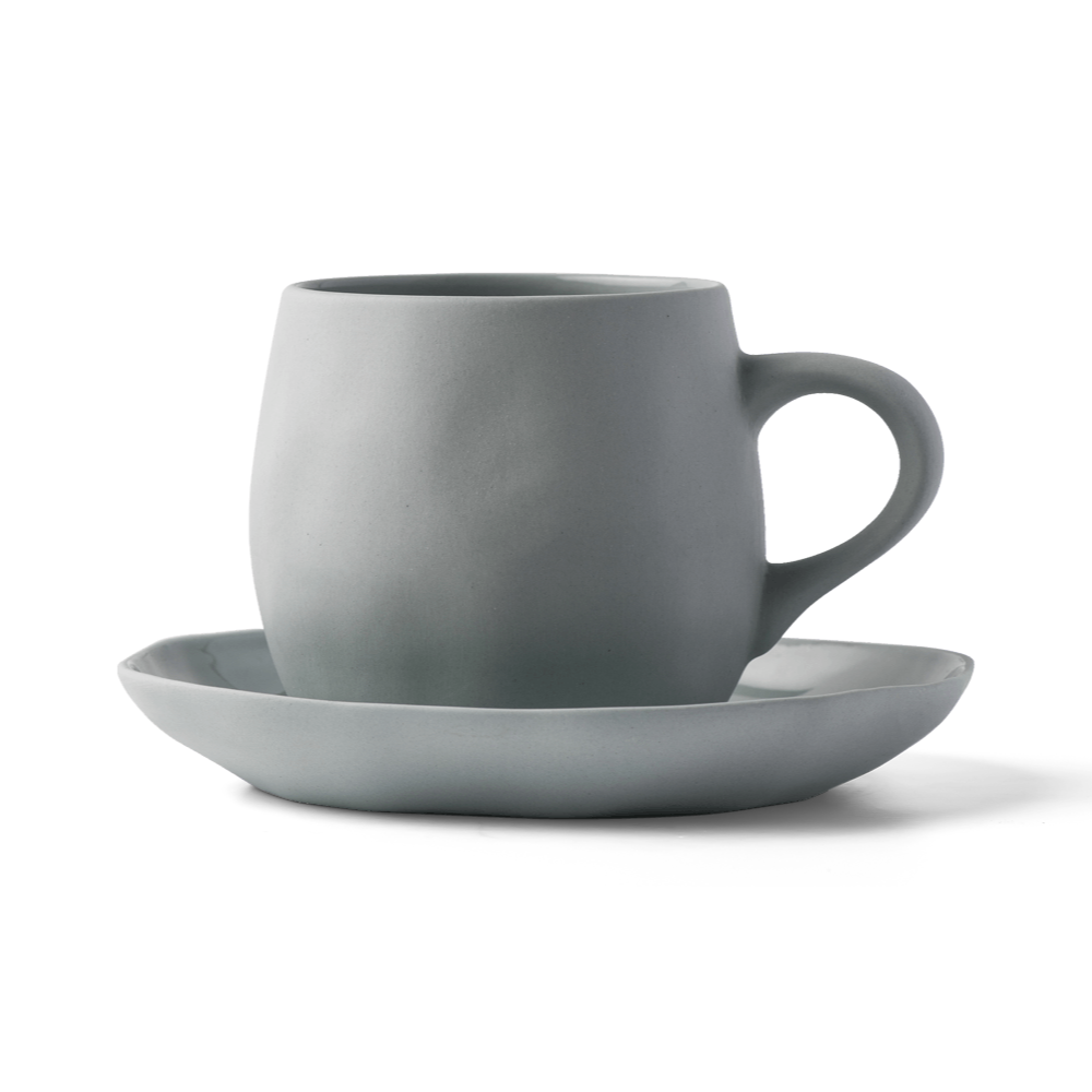 Clay Cup Mockup