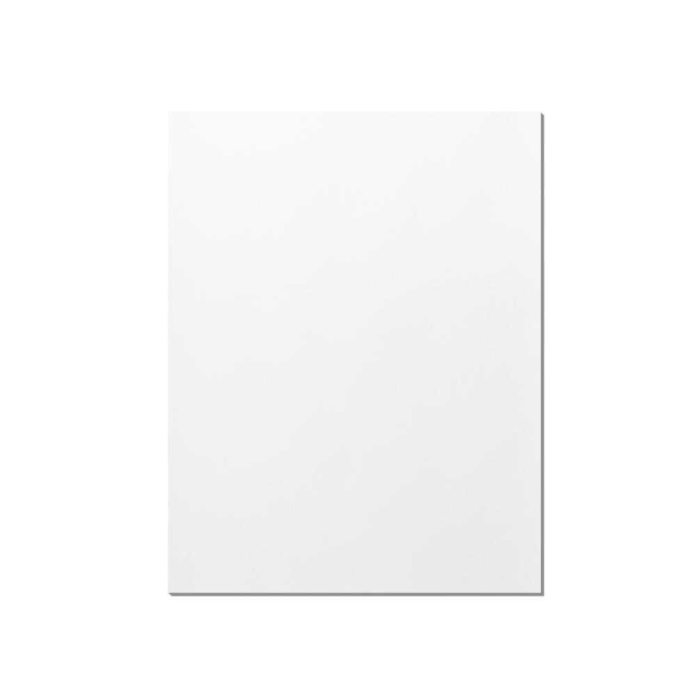 Letter (216×279 mm) Mockup
