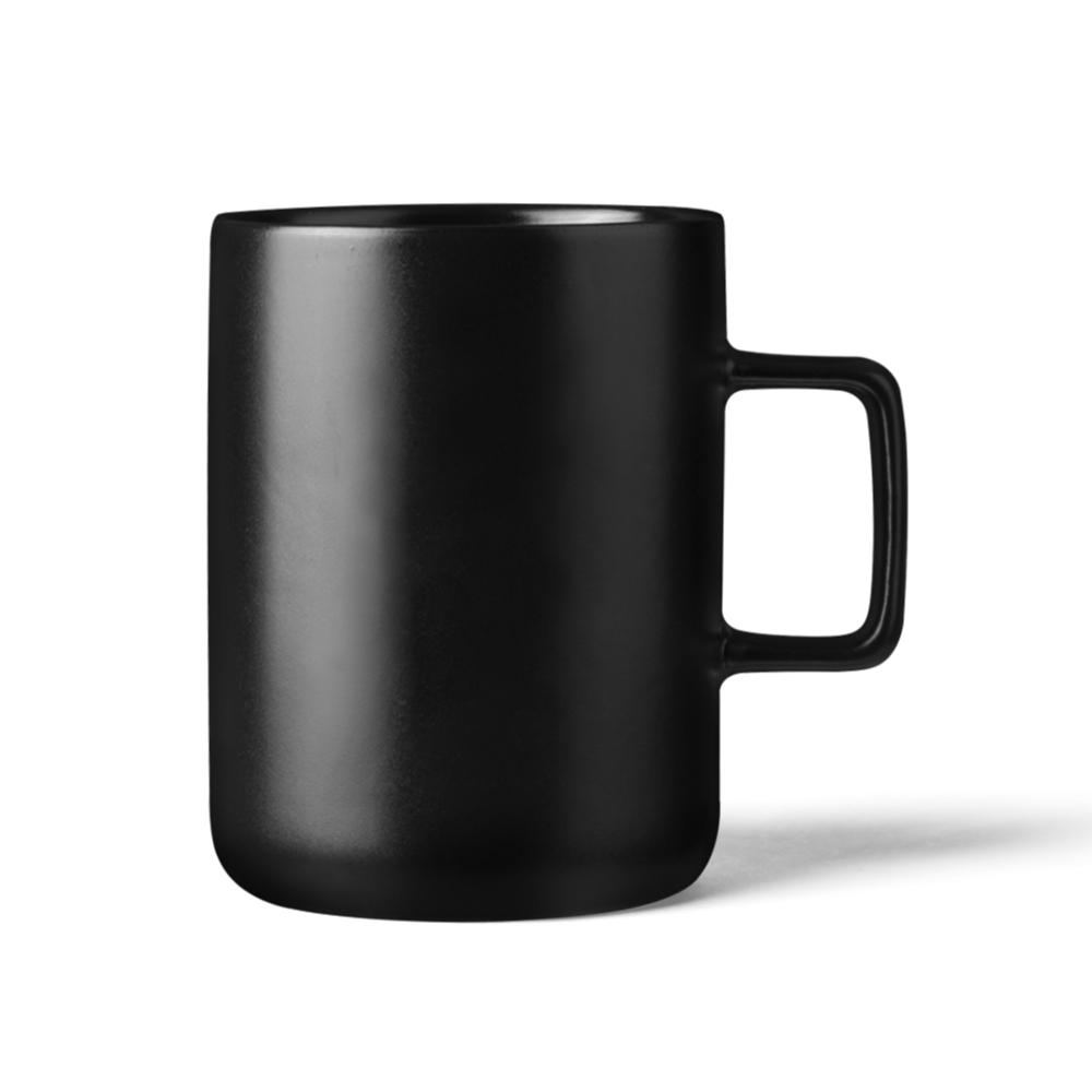 Black Cup Mockup