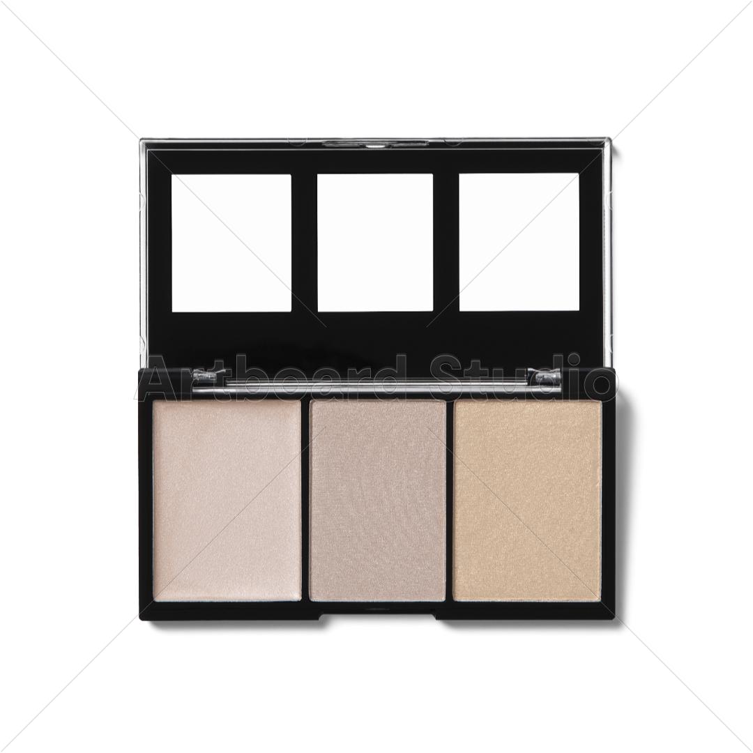Makeup Powder Mockup