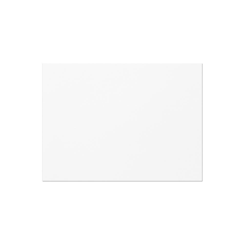 Notecard A9 (146x222 mm) White