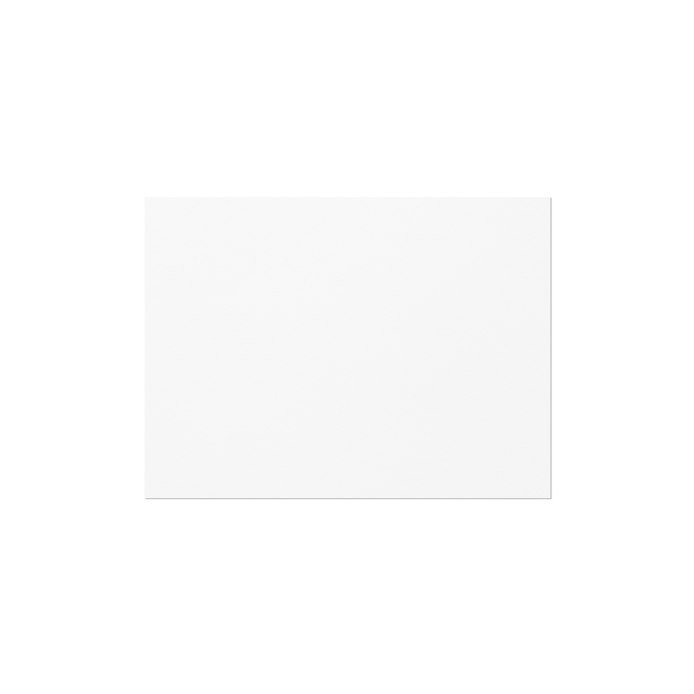 Notecard A6 (118x159 mm) White