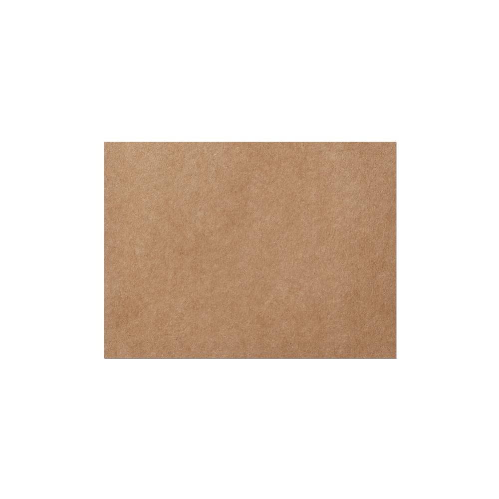 Notecard A6 (118x159 mm) Kraft
