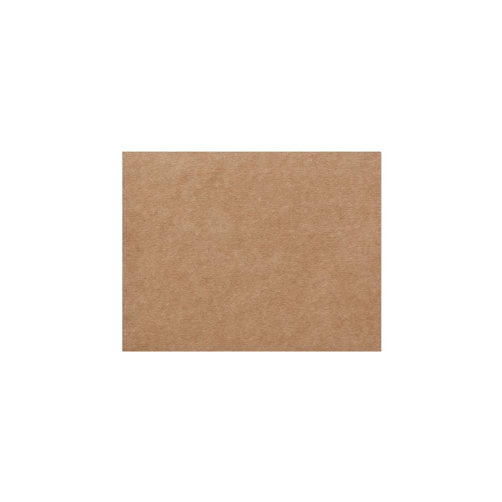 Notecard A2 (108x140 mm) Kraft