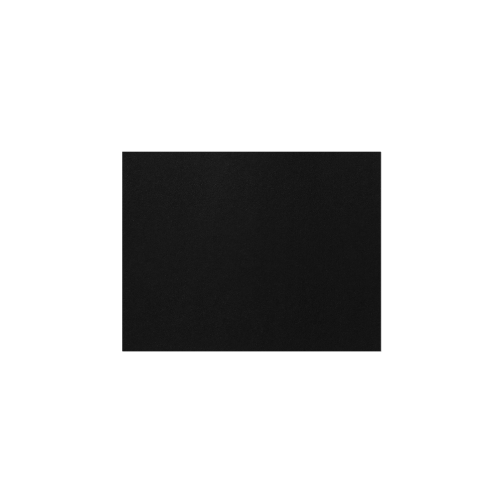 Notecard A2 (108x140 mm) Black