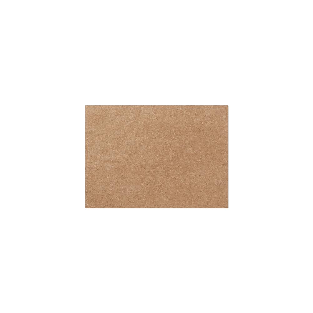 Notecard A1 (89x124 mm) Kraft