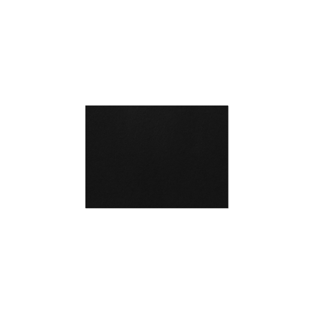 Notecard A1 (89x124 mm) Black