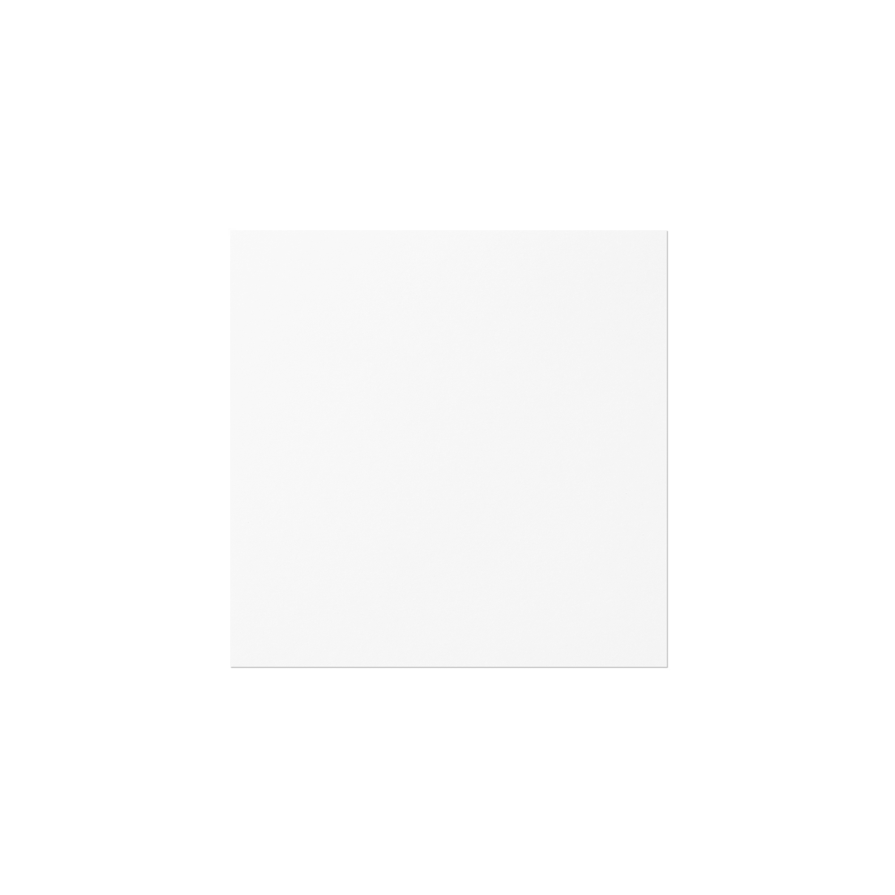 Square Notecard (146x146 mm) White