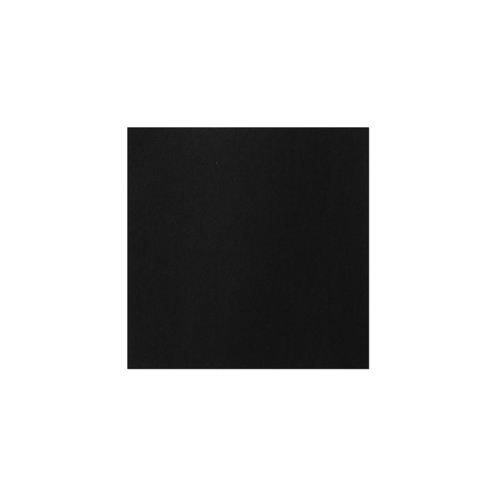 Square Notecard (146x146 mm) Black