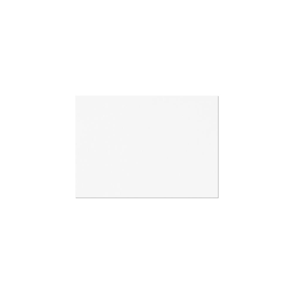Notecard #17 (65x91 mm) White