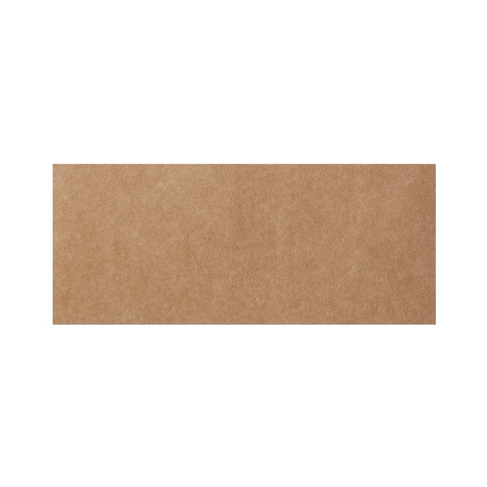 Notecard #10 (235x98 mm) Kraft