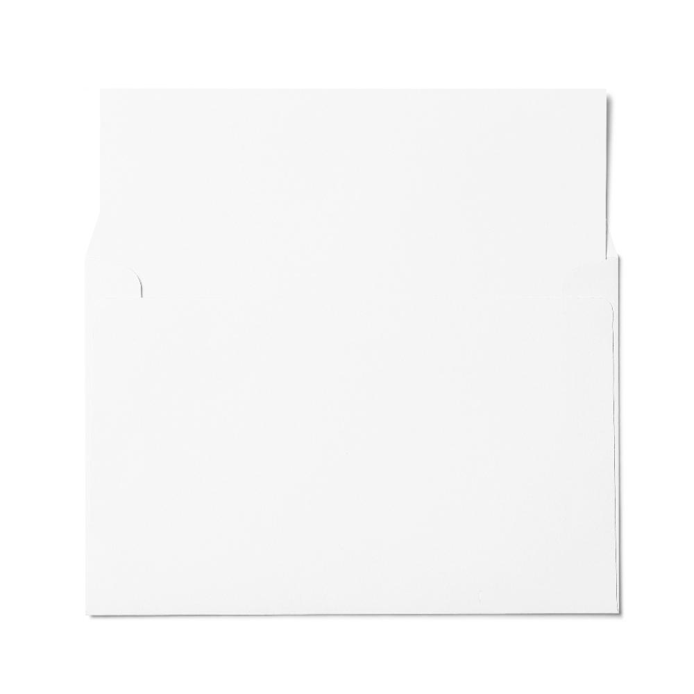 "Booklet 6x9"" Envelope (152x229mm) White"