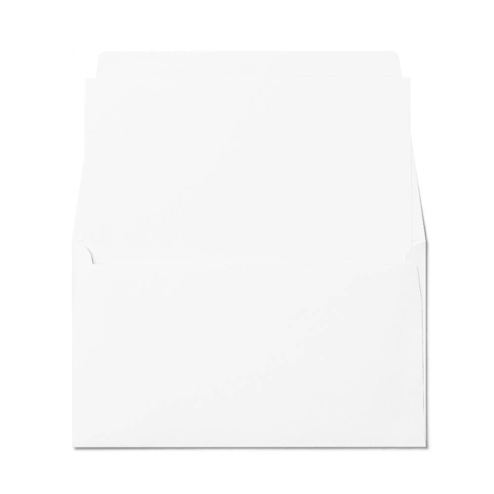 Remittance 6 1/4 Envelope (89x152mm) White