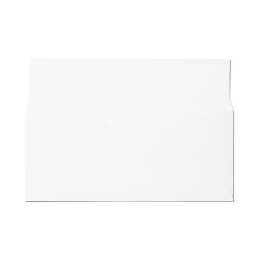 Regular #10 Envelope (105x241mm) White