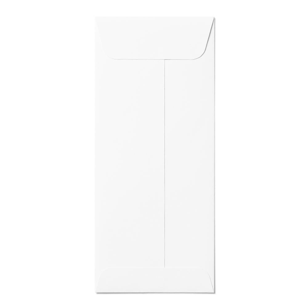 Open End #10 Envelope (105x241mm) Mockup