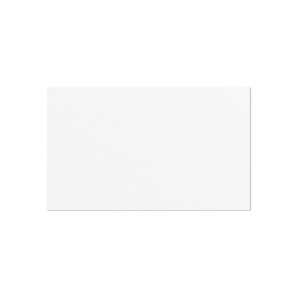 Business Card (91x55mm) White