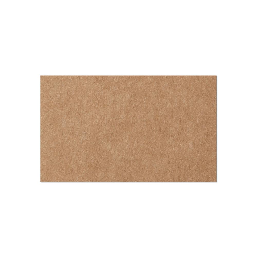 Business Card (91x55mm) Kraft