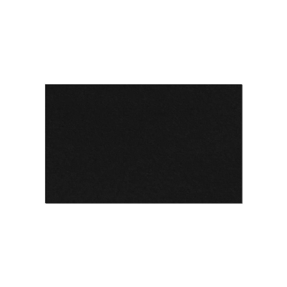 Business Card (91x55mm) Black