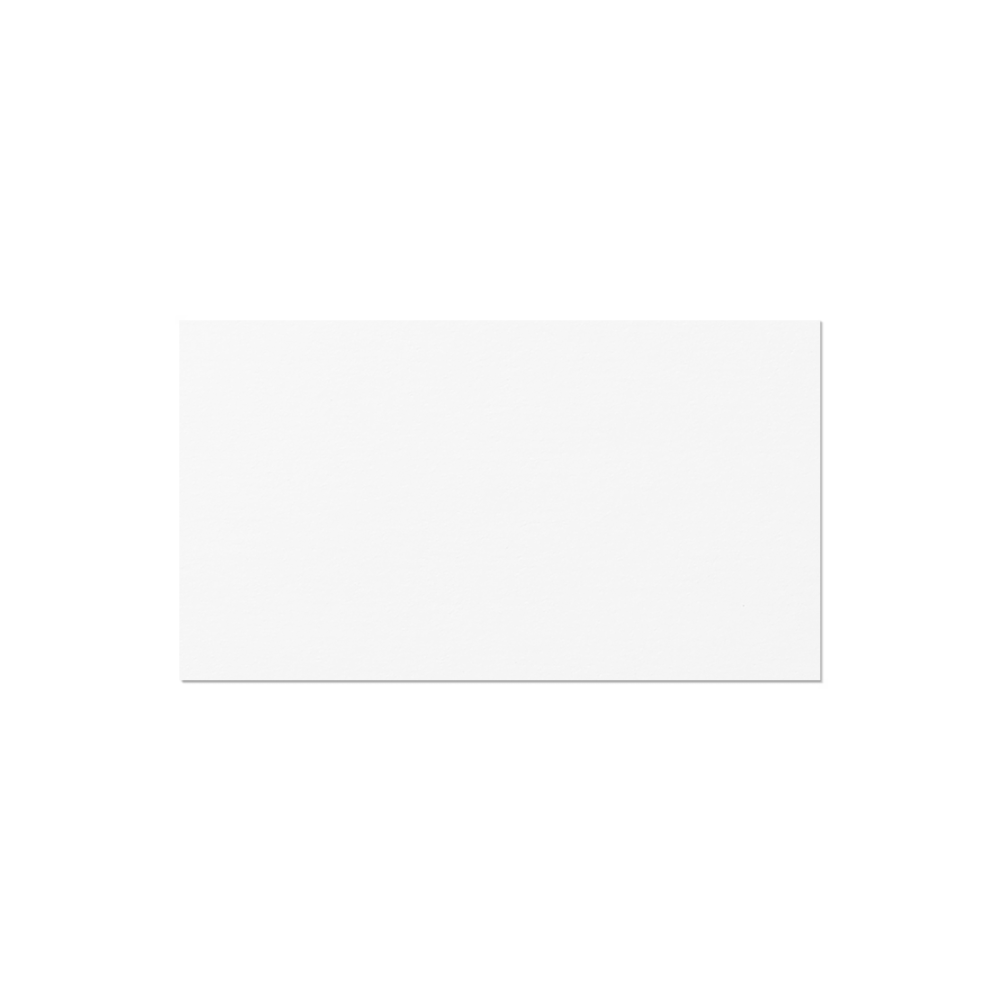 Business Card (85x48mm) White
