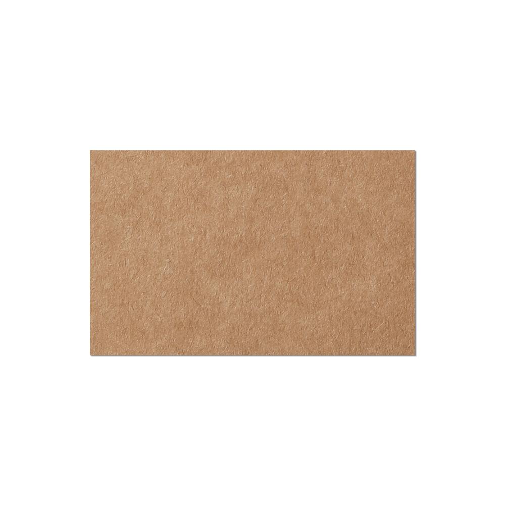 Business Card ISO 7810 (85.6x54mm) Kraft