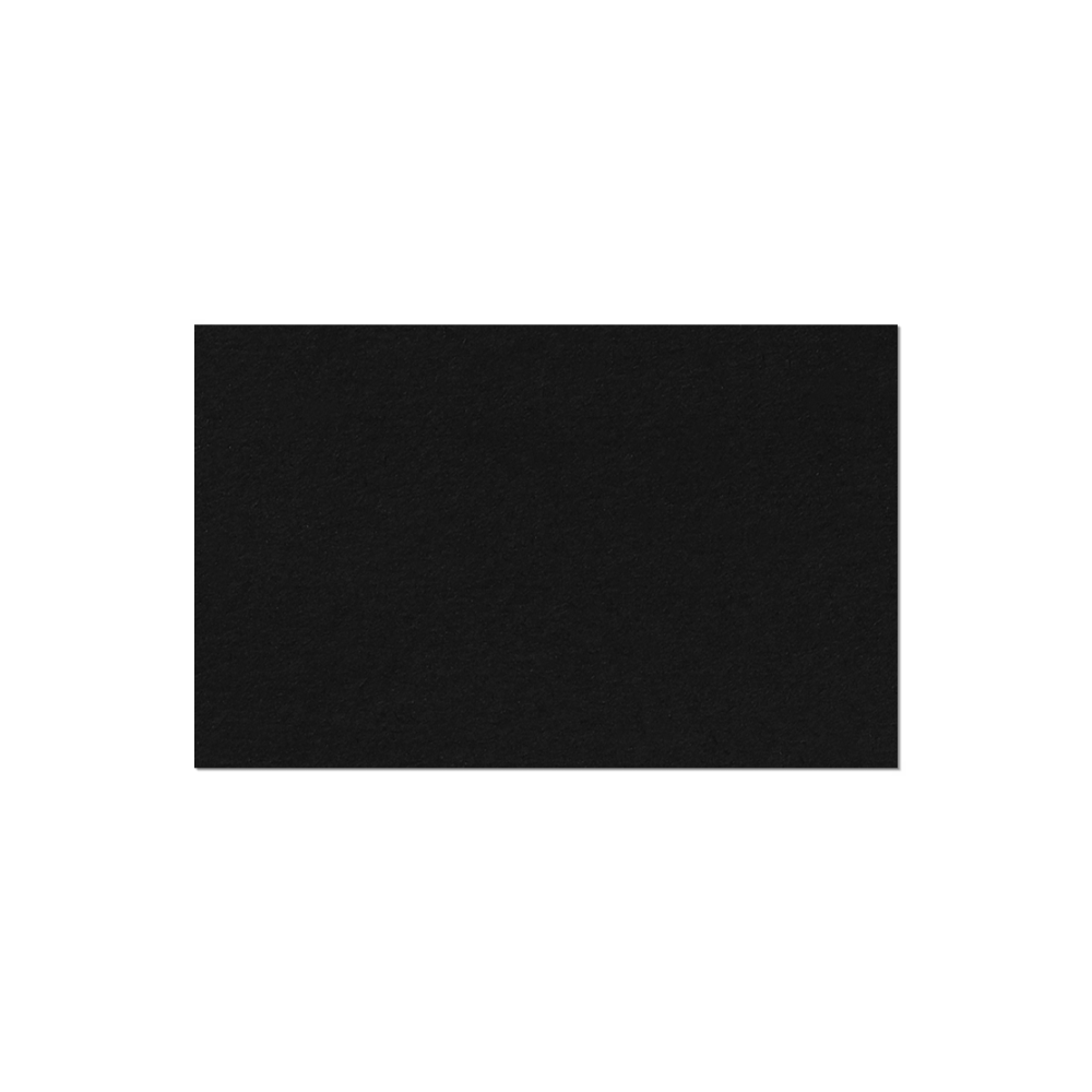 Business Card ISO 7810 (85.6x54mm) Black