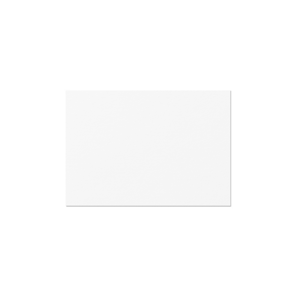 Business Card ISO 216 (74x52mm) White