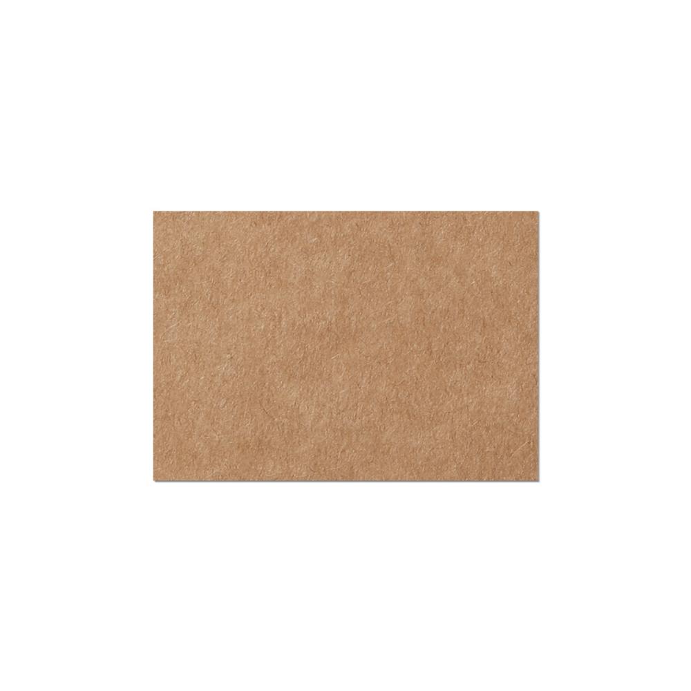 Business Card ISO 216 (74x52mm) Kraft