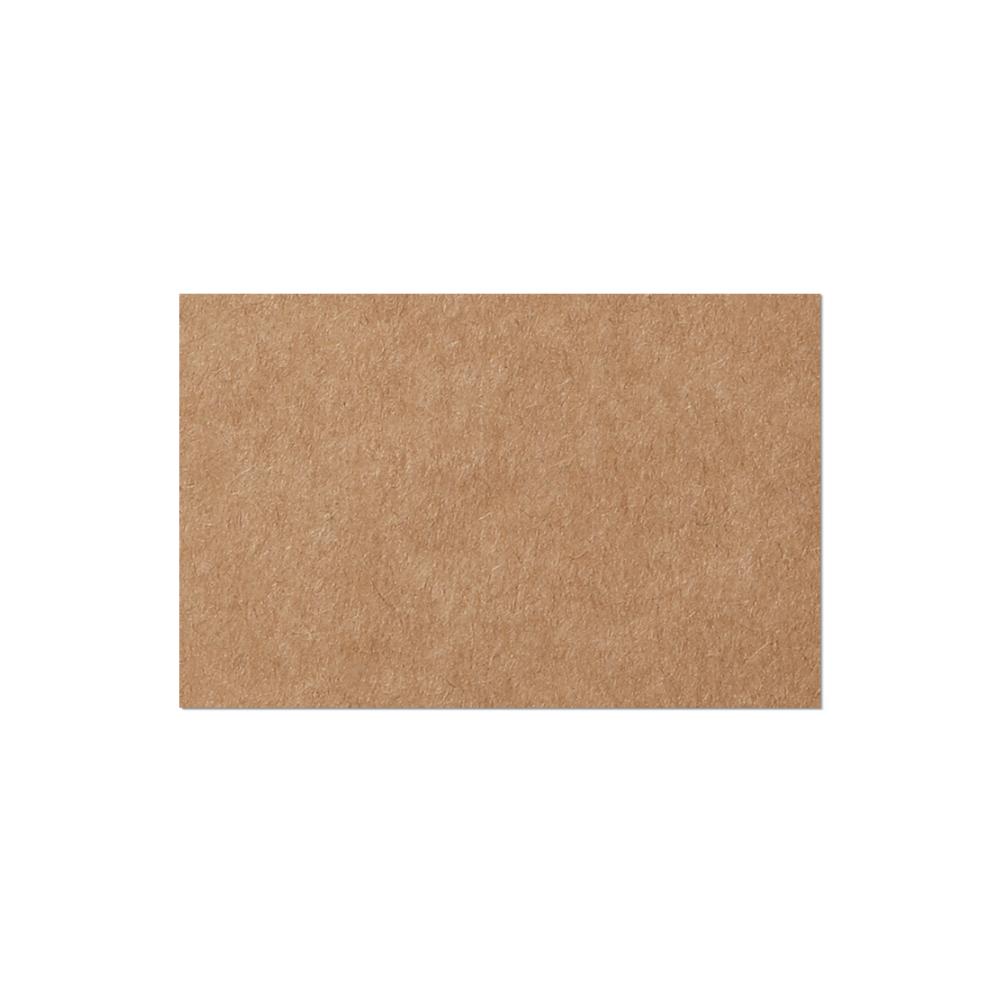 Business Card European (85x55mm) Kraft