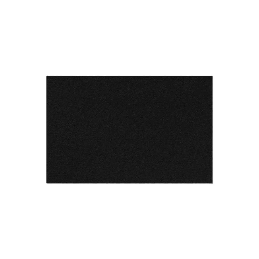 Business Card European (85x55mm) Black
