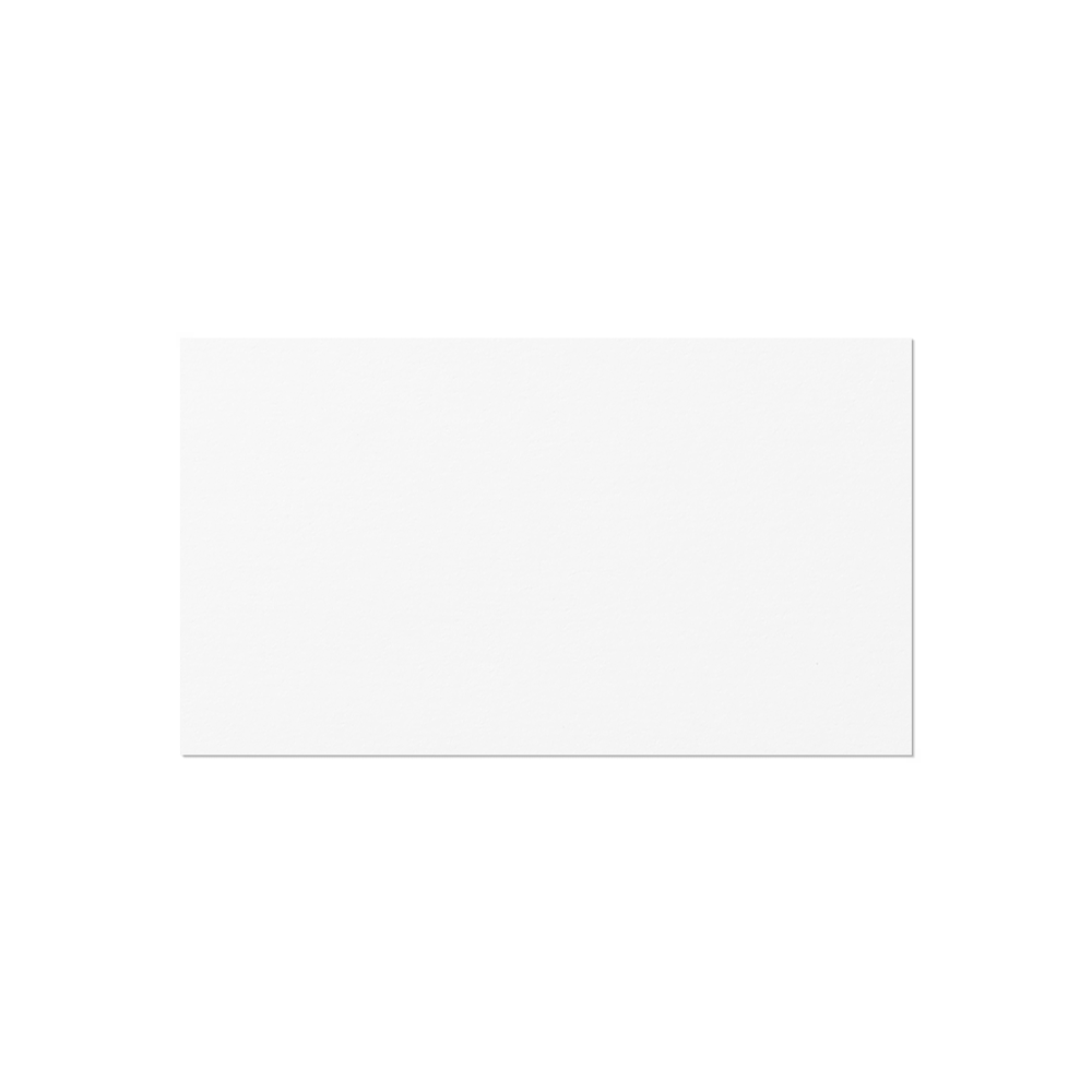 Business Card US/Canada (88.9x50.8mm) White