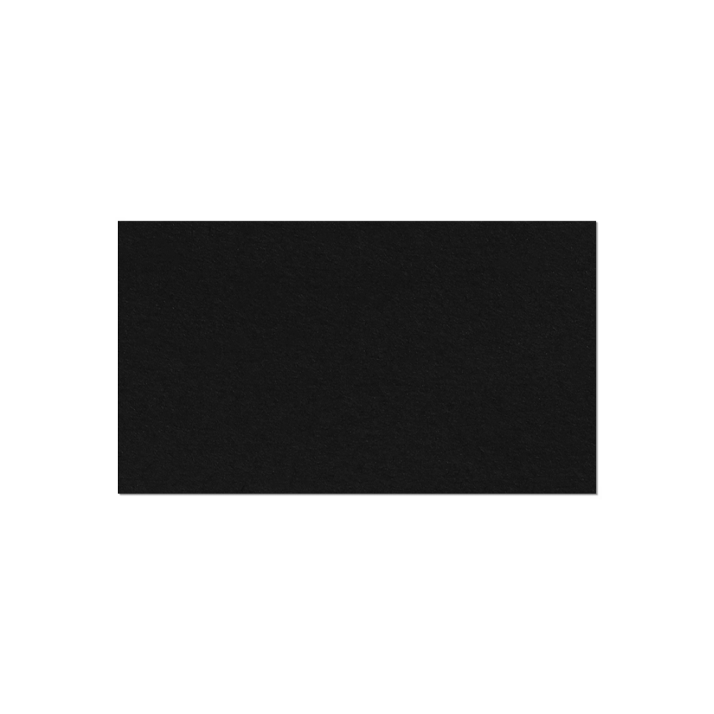 Business Card US/Canada (88.9x50.8mm) Black