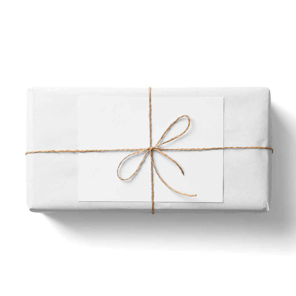 Gift Package Mockup