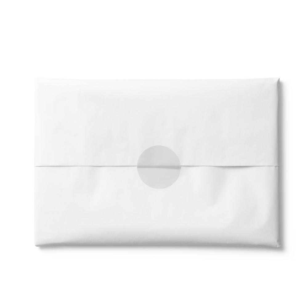 Tissue Package & Sticker