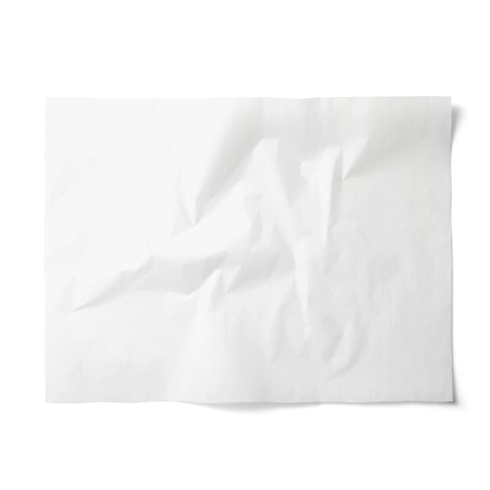 Wrinkled Tissue Paper