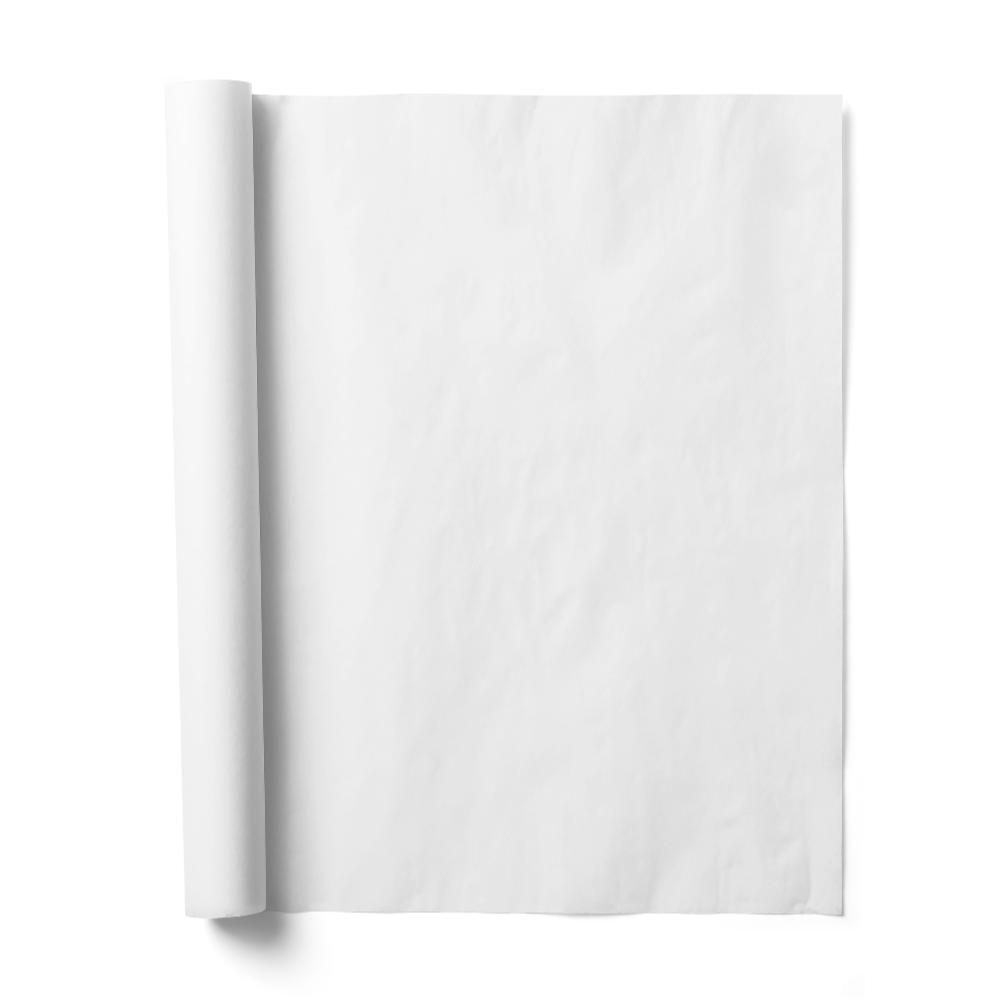 Roll Tissue Paper Mockup