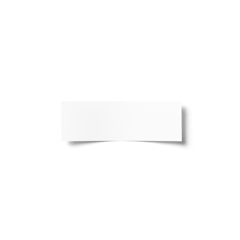 Rectangle Sticker (3x1)