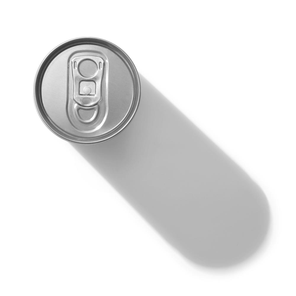 330 ml Aluminium Can Mockup