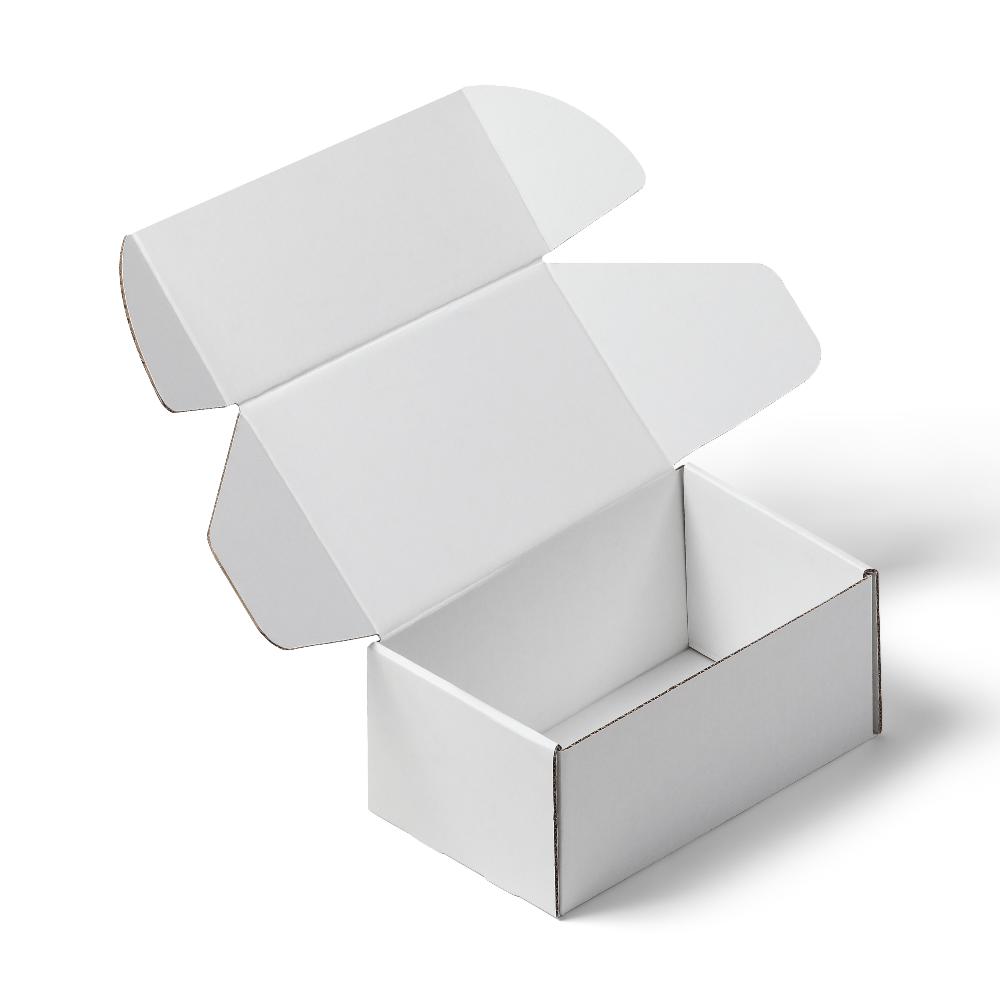 Mailer Box Mockup