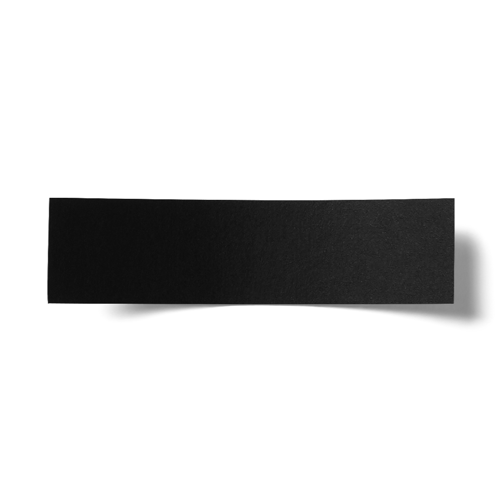 Black Paper Mockup