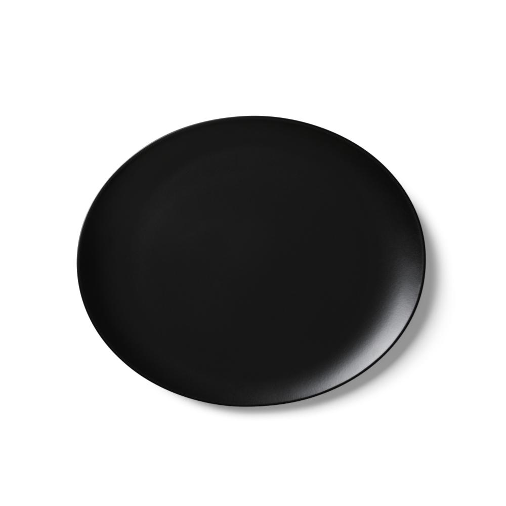 Matte Black Plate