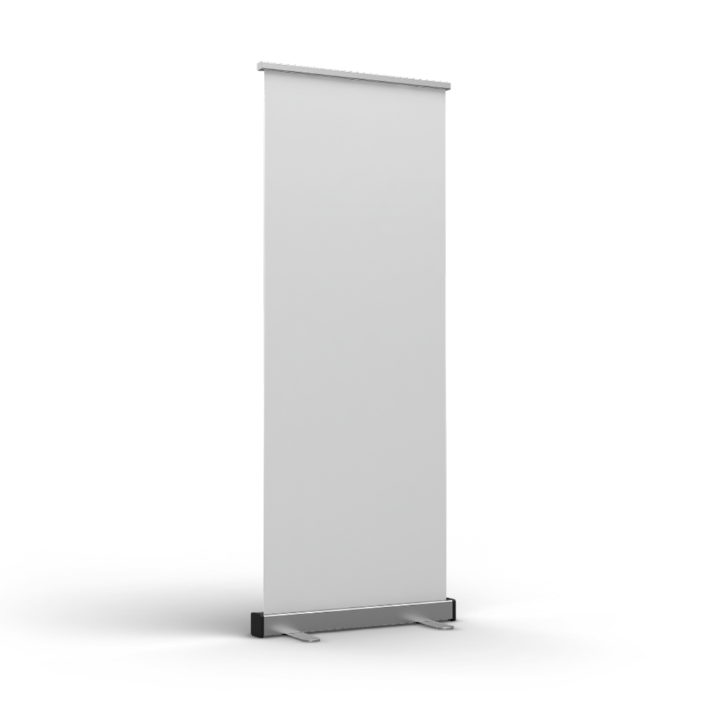 Roll-up Banner Stand Mockup