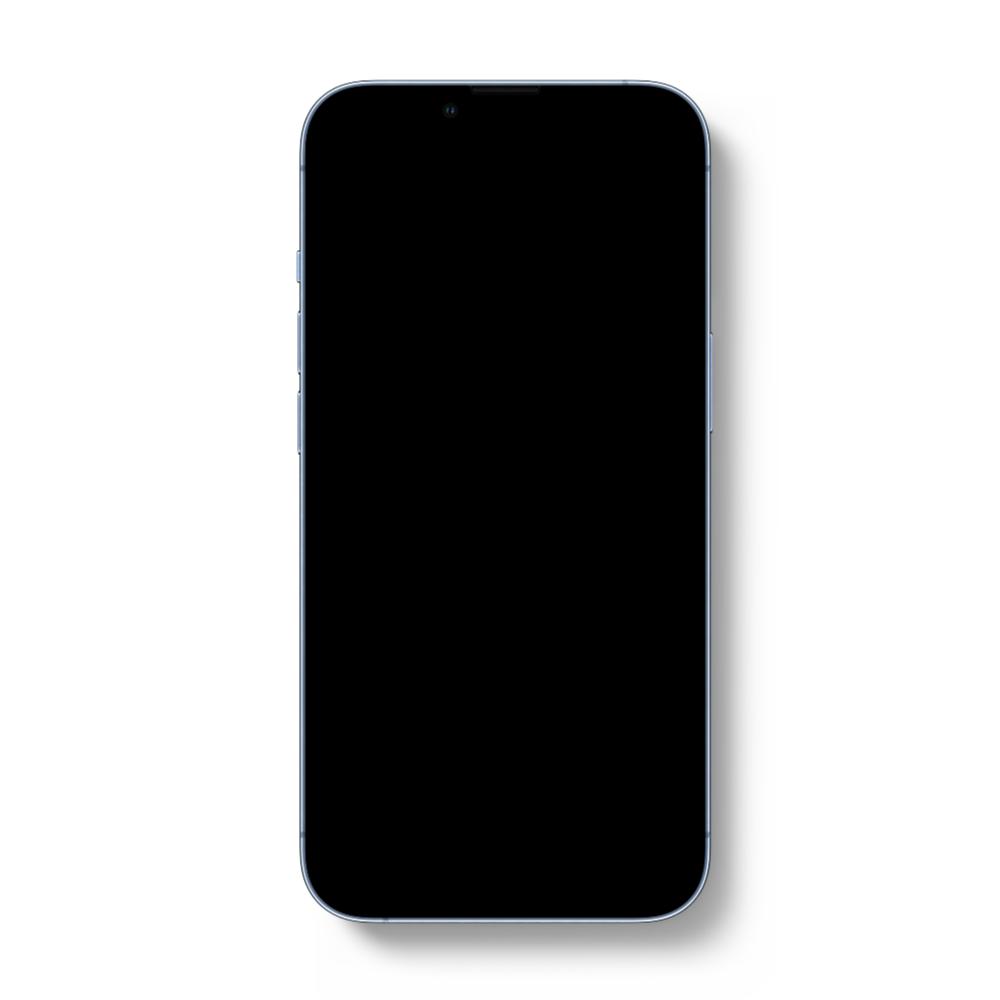 iPhone 13 Pro Mockup