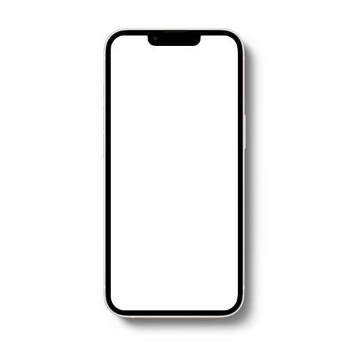 iPhone 13 Mockup