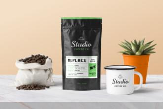 Coffee Packaging and Branding