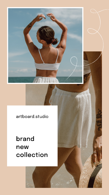 Instagram Animated Story Template